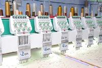 Auto Trimmer Embroidery Machine
