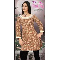 Printed Cotton Kurti