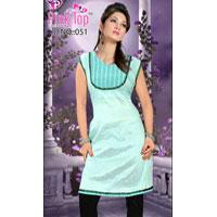 Silk Formal Kurti 051