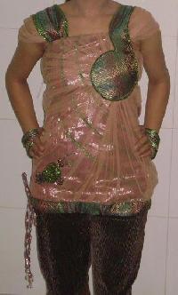 Designer Salwar Suit (bess-011)