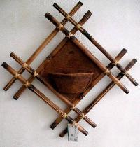 Bamboo Wall Hanging