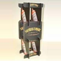 display stand for a reange of products - Unique Packaging Solutions Limited