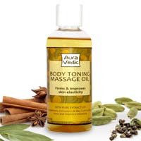 Body Toning Massage Oil