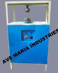 Semi Automatic Single Die Paper Plate Making Machine 02