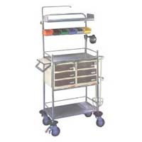 Hospital Crash Cart