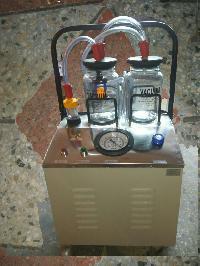 Suction Machines ( 1/4 Hp)