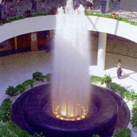 Vertical Jet Fountain