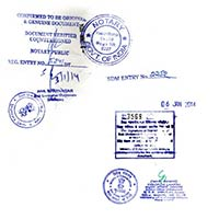Devansh international documentation consultancy offers uae for Consul external service