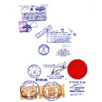 Oman Embassy Attestation Services In India