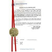 Philippines Embassy Attestation Services In India