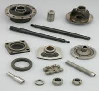 Machined Auto Parts