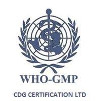 Who Gmp Certification Service In Chennai