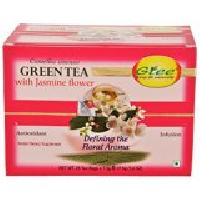 Gtee Green Tea Bags-jasmine Flower