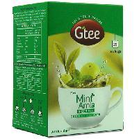 GTEE Green Tea Bags-Mint Leaves
