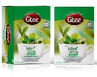 GTEE Green Tea Bags-Mint Leaves
