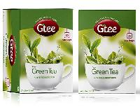 GTEE Green Tea Bags - Regular