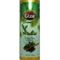 Gtee Green Tea Leaves Can 250gms