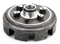 Die Casted Components Clutch Bell