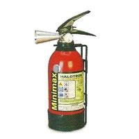 Halotron Fire Extinguisher