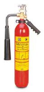 Minimax Co2 2kg Fire Extinguisher