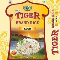 Tiger Brand Rice Gold Non Basmati Rice