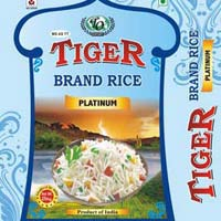 Tiger Brand Rice Platinum Non Basmati Rice