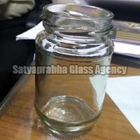 Glass Pickle Jars