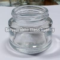 Glass Cream Jars