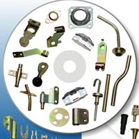 Automotive Control Cable Parts