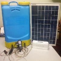 Solar Pesticide Sprayer