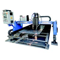 CNC Super-XL Plasma Cutting Machine