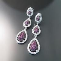 Cubic Zirconia Silver Jewelry