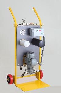 Hydraulic Oil Filtration Machine