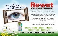 Rewet Eye Drop