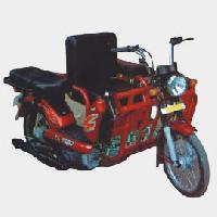TVS XL super/XL 100 Three wheeler for handicap