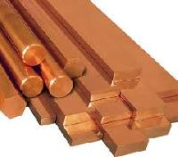 Copper Round Bars