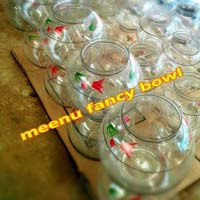 Fancy Fish Bowls