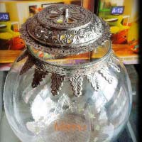 Royal Brass Fish Bowl