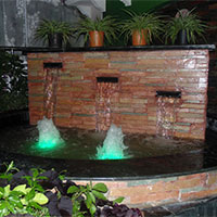 Decorative Waterfalls