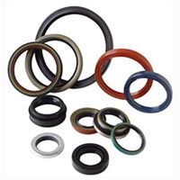 Rubber Oil Seal - Manufacturer and Wholesale Suppliers,  Delhi - Indian Rubber & Hydraulics