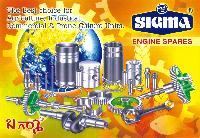 Diesel Engine Spares Lister
