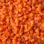 IQF carrot
