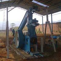 Agro Waste Briquetting Machine