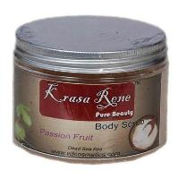 Dead Sea Body Scrub (passion Fruit)