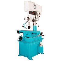 Auto Feed Drilling Cum Milling Machine