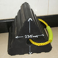 Triangular Wheel Chock