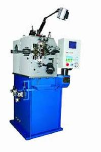 Automatic Spring Coiling Machine
