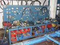 computerized hydraulic test bench