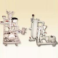 Single Cylinder Industrial Filter Machine