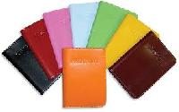 Colored Leather Covers